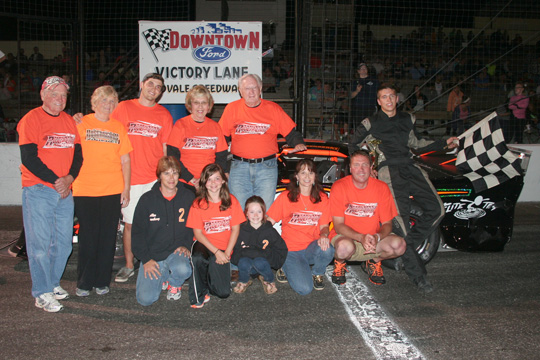 Rosenberry & Grove Among Repeat Winners