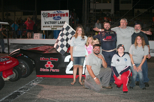 Sibila Family Has Big Night At Midvale