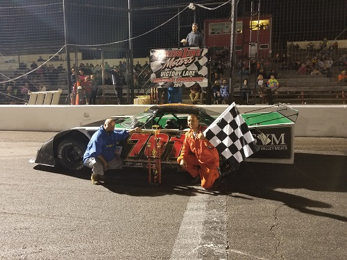 Tedesco and Dunfee III Take Summer Shootout
